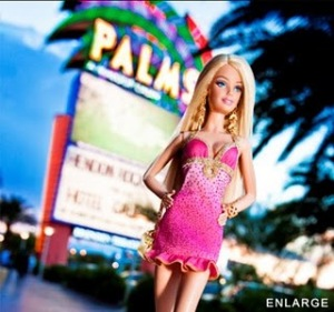 barbie in Vegas