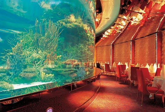 Jumeirah Burj Al Arab Inside Complete View  U2013 7 Star Hotel