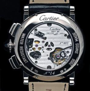Cartier Rotonde de Cartier  central chronograph movement