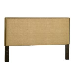 Upholstered Headboard Bed Queen